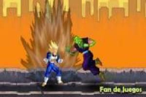 Jogo Dragon ball fierce fighting v2.1 Livre