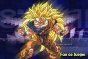 Goku super sayan 3 puzzle, TEXT_FOTOS_JUEGOS 1