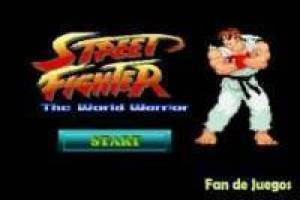 Jogo Street Fighter World Warrior Livre