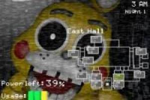 Five Nights at Shanetel's FNAF