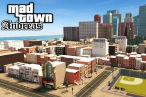 Mad Town San Andreas