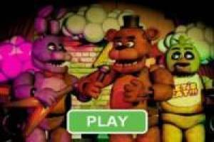 Jogo Five Nights at Freddy´s paint Livre