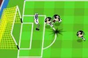 Football Cartoon Game