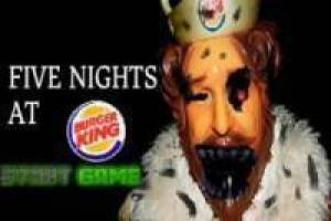 Jogo Five Nights at Burger King Livre